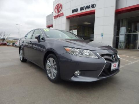 Pre-Owned 2015 Lexus ES 350 Crafted Line-CALL BH TOYOTA 405-936-8600
