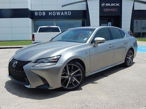 Pre-Owned 2016 Lexus GS 350 F Sport | BOB HOWARD BUICK GMC 405.936.8800 | HARD LOADED | 1OWNER | NAV | BEAUTIFUL CAR