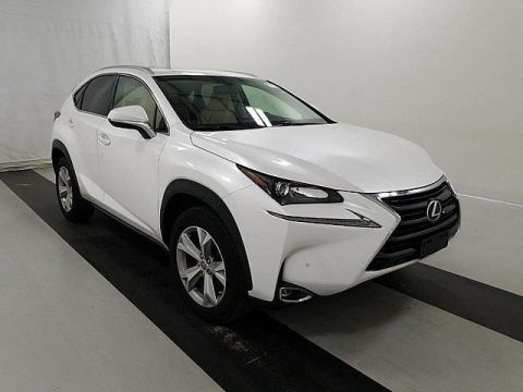 Pre-Owned 2017 Lexus NX Turbo AWD SP Honda 918-491-0100