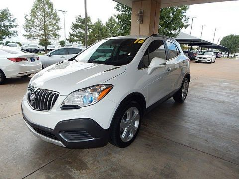 Pre-Owned 2016 Buick Encore | ONLY AT BOB HOWARD ACURA CALL TODAY AT 405-753-8770!|