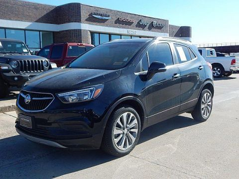Pre-Owned 2019 Buick Encore Preferred | BOB HOWARD DODGE 405-936-8900