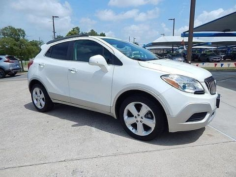 Pre-Owned 2015 Buick Encore SP Honda 918-491-0100