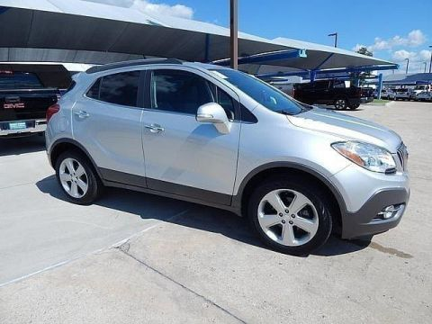 Pre-Owned 2015 Buick Encore Leather AWD SP Honda 918-491-0100