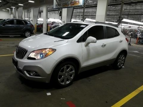 Pre-Owned 2016 Buick Encore Leather AWD SP Honda 918-491-0100
