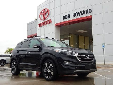 Pre-Owned 2016 Hyundai Tucson Limited****CALL BH TOYOTA**405-936-8600***