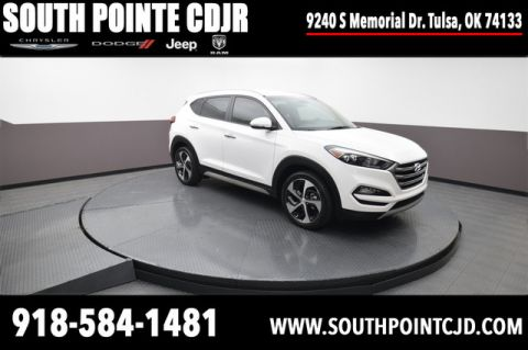 Pre-Owned 2018 Hyundai Tucson Limited AWD