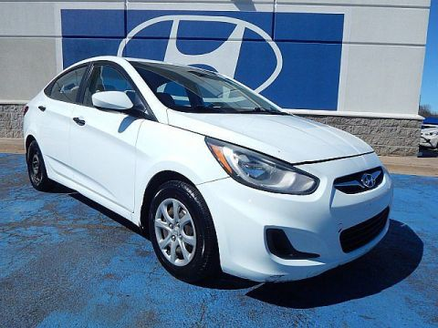 Pre-Owned 2012 Hyundai Accent GLS | SOUTH POINTE CJD | GAS SAVER |