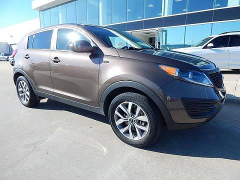 Pre-Owned 2014 Kia Sportage LX **LEATHER, INEXPENSIVE SUV**