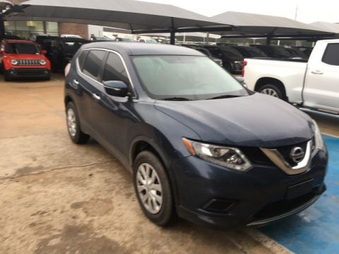 Pre-Owned 2015 Nissan Rogue S AWD, 405-936-8900 ONLY AT BOB HOWARD CJD