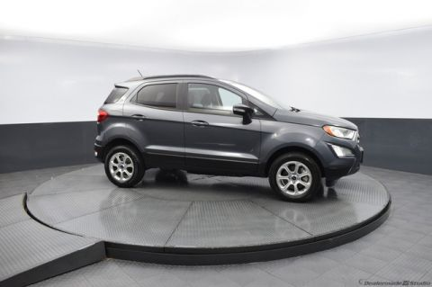 Pre-Owned 2019 Ford EcoSport SE {Bob Howard Honda} 405-753-8700