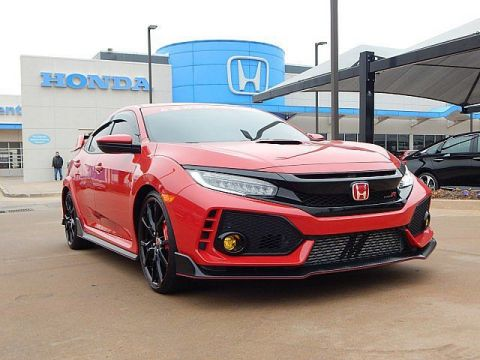 Pre-Owned 2018 Honda Civic Type R Touring [BOB HOWARD Honda] 405-753-8700