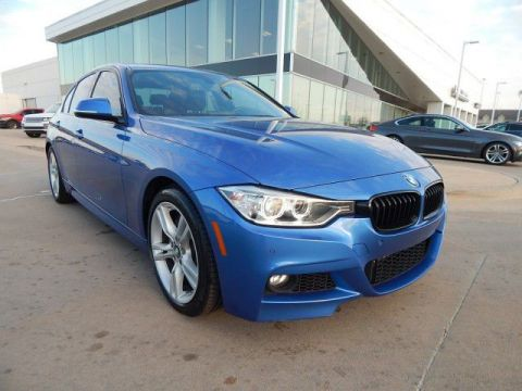 Pre-Owned 2015 BMW 3 Series 335i**LOADED M SPORT!**