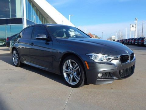 Pre-Owned 2018 BMW 3 Series 340i xDrive**M SPORT ALL WHEEL DRIVE!**