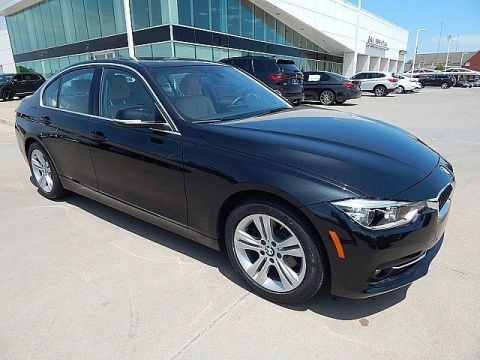 Pre-Owned 2018 BMW 3 Series 328d**SAVE BIG ON THIS RETIRED SERVICE LOANER!**