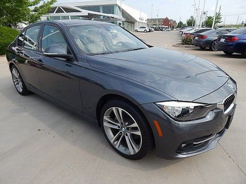 Pre-Owned 2016 BMW 3 Series 328i**BACK UP CAMERA NAVIGATION HEATED SEATS!**