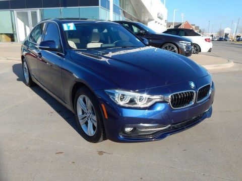 Pre-Owned 2017 BMW 3 Series 328d xDrive**SPORT LINE WITH COLD WEATHER AND MORE!**