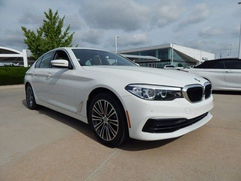 Pre-Owned 2019 BMW 5 Series 540i**SAVE MONEY ON THIS RETIRED SERVICE LOANER!**
