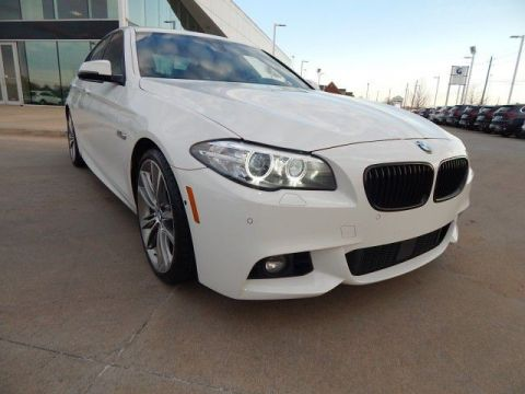 Pre-Owned 2016 BMW 5 Series 550i**M SPORT LUXURY SEATING BANG & OLUFSON!**
