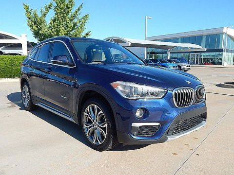 Pre-Owned 2016 BMW X1 xDrive28i**NAVIGATION AND BACK UP CAMERA!**