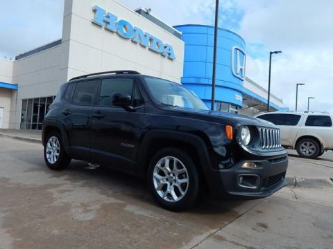 Pre-Owned 2015 Jeep Renegade Latitude | BACKUP CAMERA | 405-753-8700 | HONDA STORE!