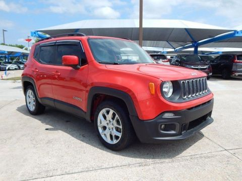 Pre-Owned 2016 Jeep Renegade Latitude SP Honda 918-491-0100