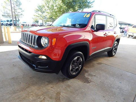 Pre-Owned 2016 Jeep Renegade Sport| ONLY AT BOB HOWARD ACURA CALL TODAY AT 405-753-8770!|